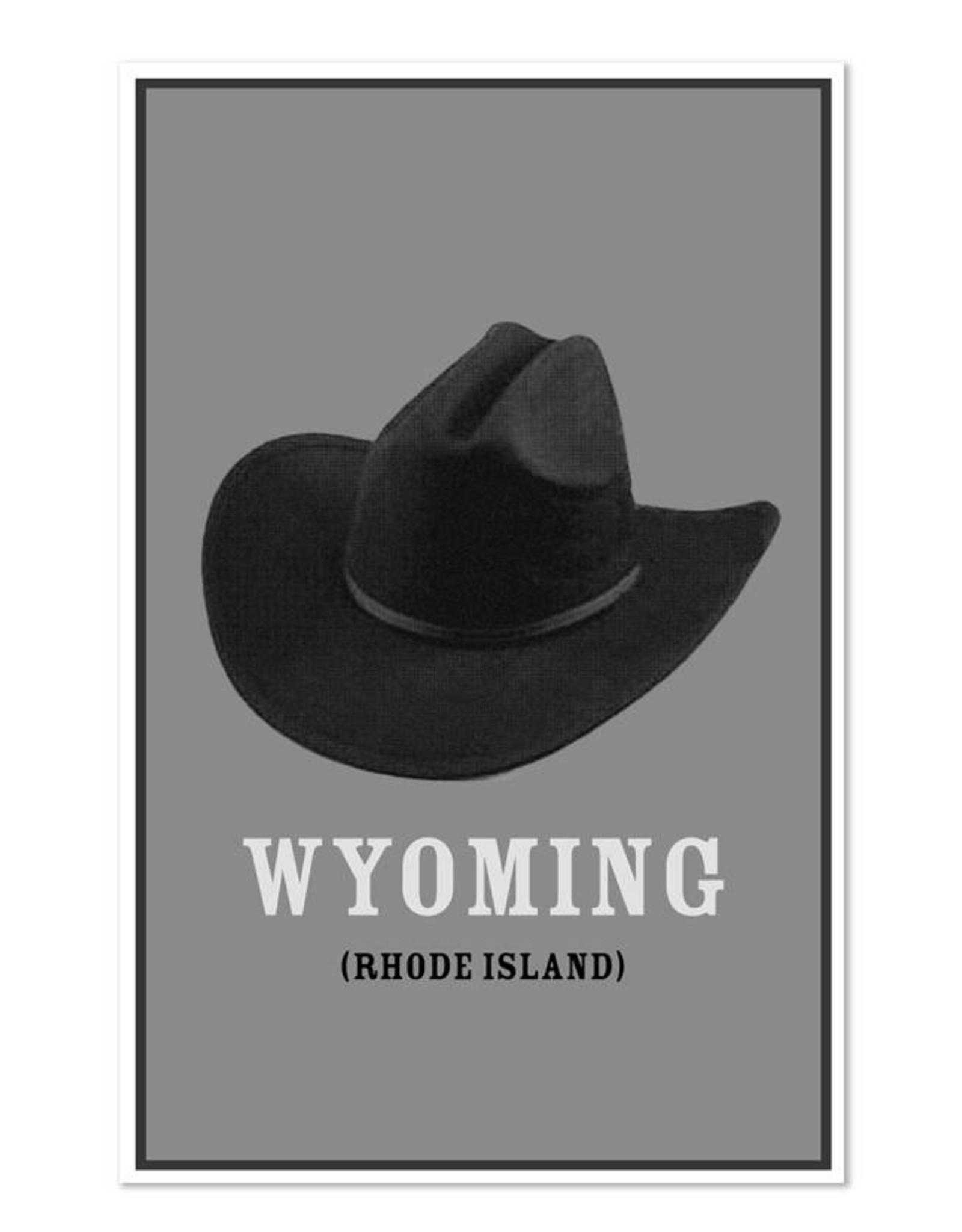 Wyoming, RI Print