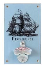 The Providence Clipper Ship Bottle Opener
