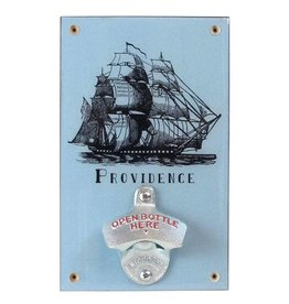The Providence Clipper Ship Bottle Opener