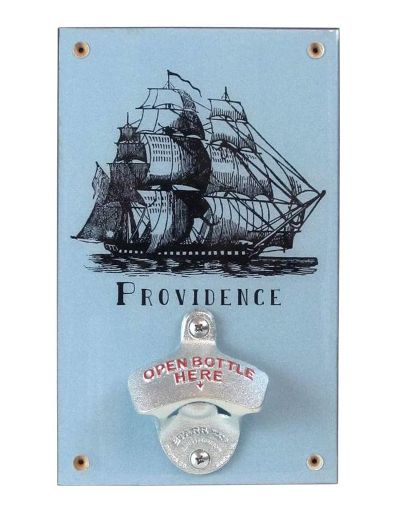 Frog & Toad Design The Providence Clipper Ship Bottle Opener