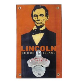 Abe Lincoln Bottle Opener