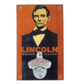 Abe Lincoln Bottle Opener