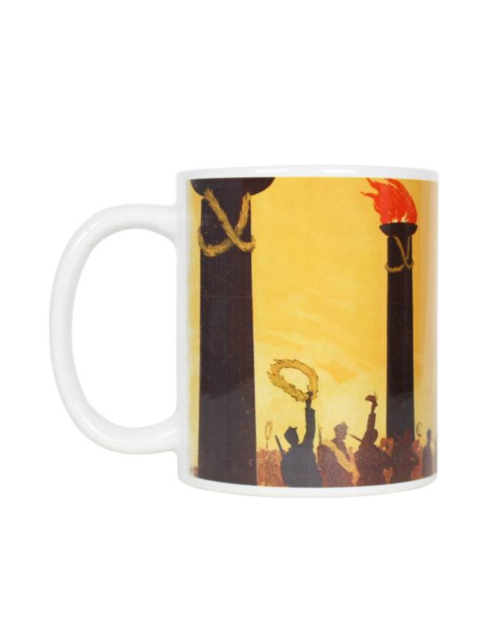 The Woonsocket Revolution Mug