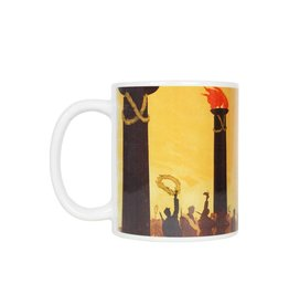 Frog & Toad Design The Woonsocket Revolution Mug
