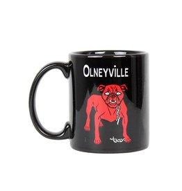 Frog & Toad Design Olneyville Dog Mug