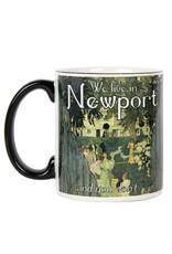 We Live in Newport Mug