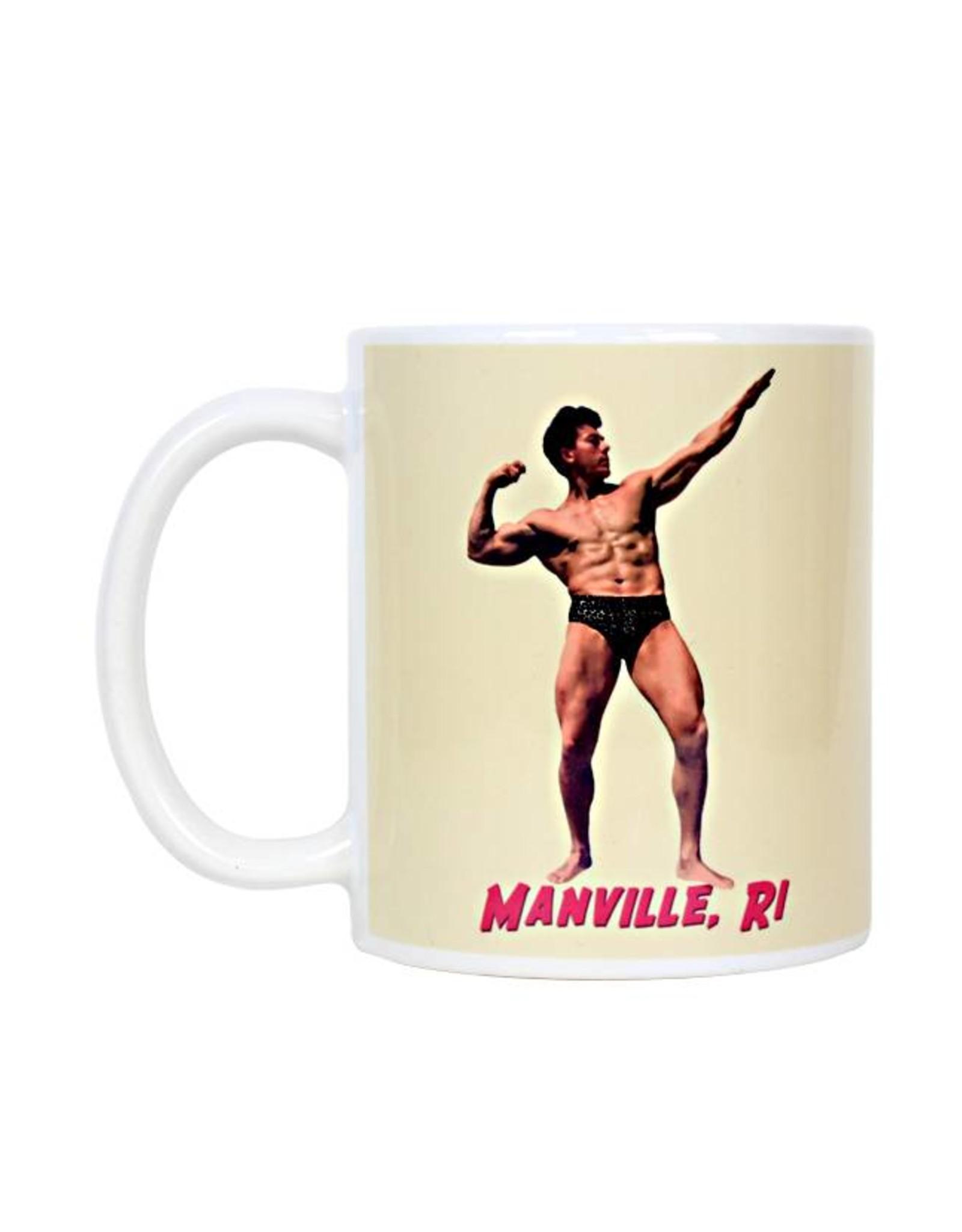The Manville Bodybuilder Mug