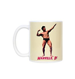 Frog & Toad Design The Manville Bodybuilder Mug