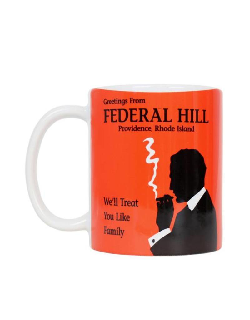 Frog & Toad Design Federal Hill Mug
