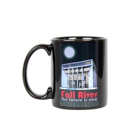 "Frog & Toad Design Fall River ""The Future is Now"" Mug"