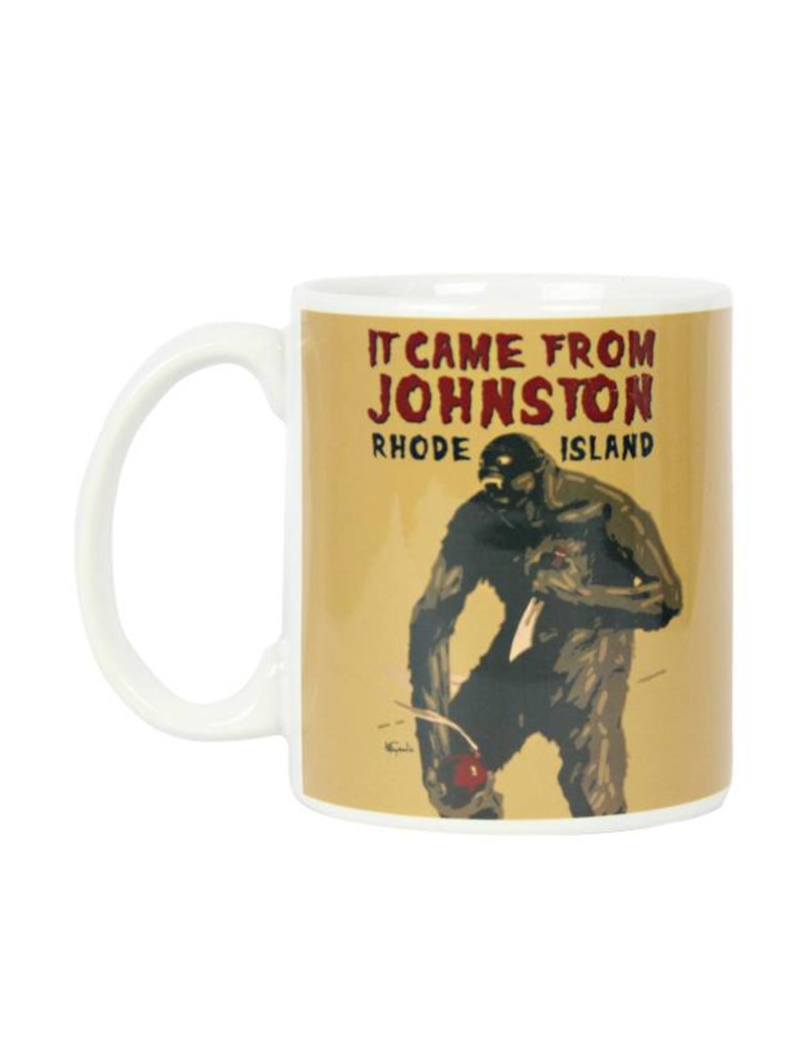 Frog & Toad Design It Came From Johnston Mug