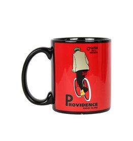 The Providence Cyclist Mug