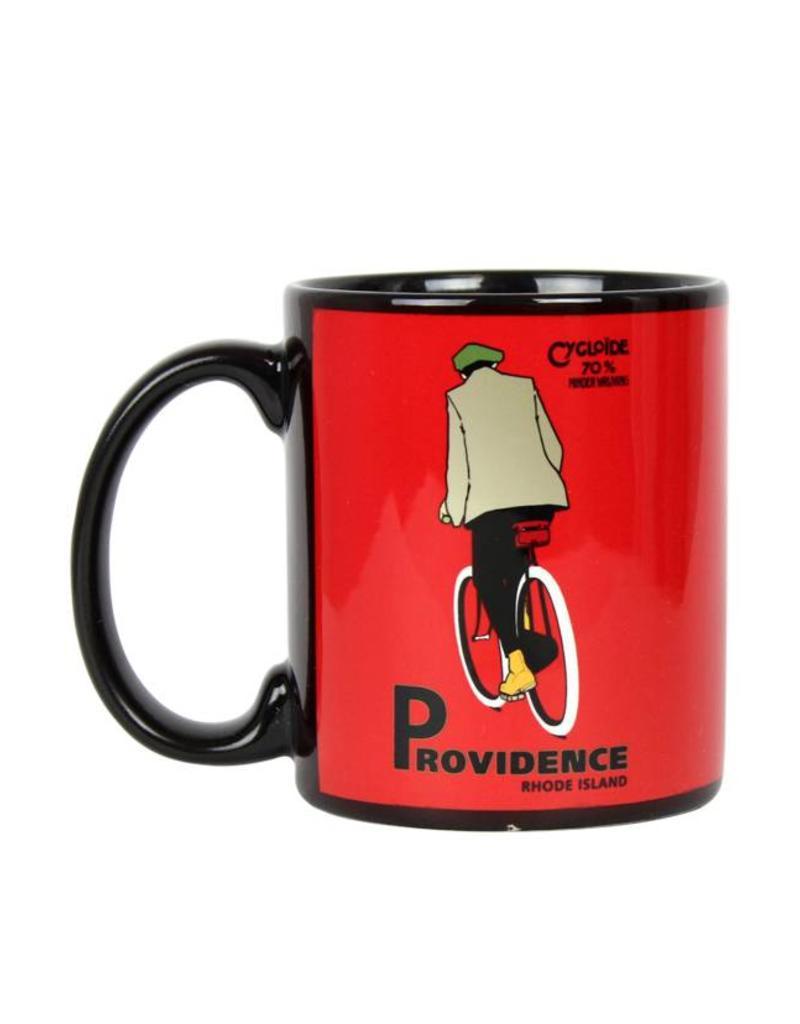 Frog & Toad Design The Providence Cyclist Mug