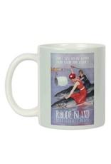 Frog & Toad Design Narragansett Beach Mug