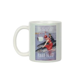 Frog & Toad Design Narragansett Beach Mug