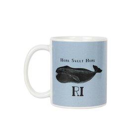 The RI Whale Mug