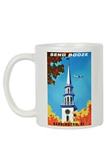Send Booze Barrington, RI Mug