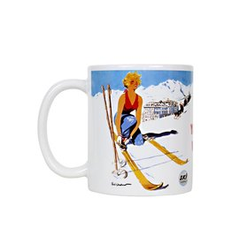 Ski Yawgoo Mug