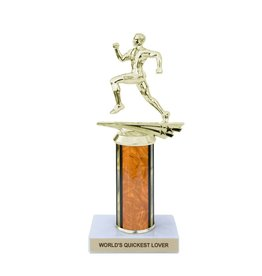 Frog & Toad Press World's Quickest Lover Trophy