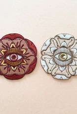 Eye Flora Patch - Red