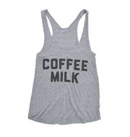 Coffee Milk Tank Top