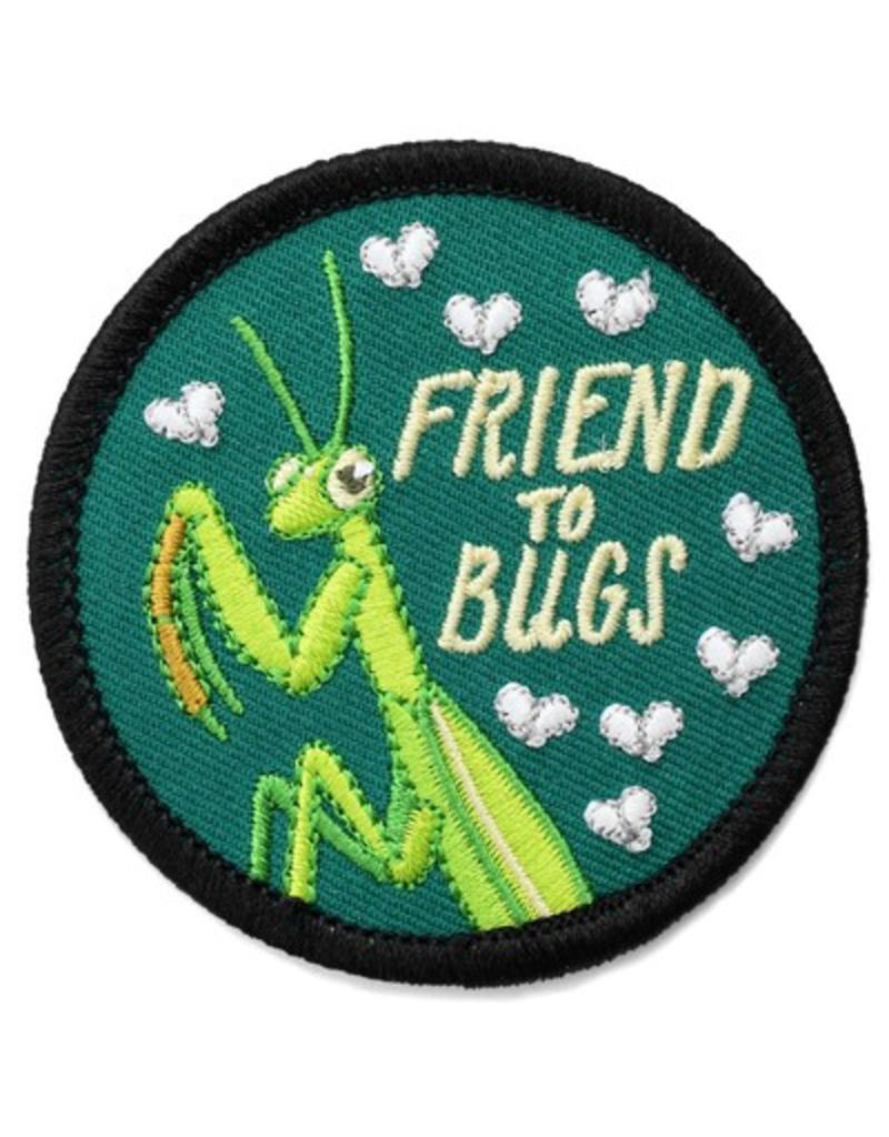 Frog & Toad Press Friend To Bugs Patch