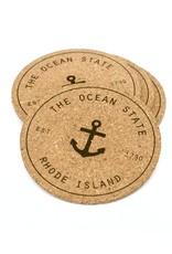 Ocean State Coaster Set
