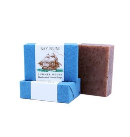 Summer House Natural Soaps Soap Bar - Bay Rum
