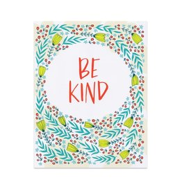 Frog & Toad Press Be Kind Print