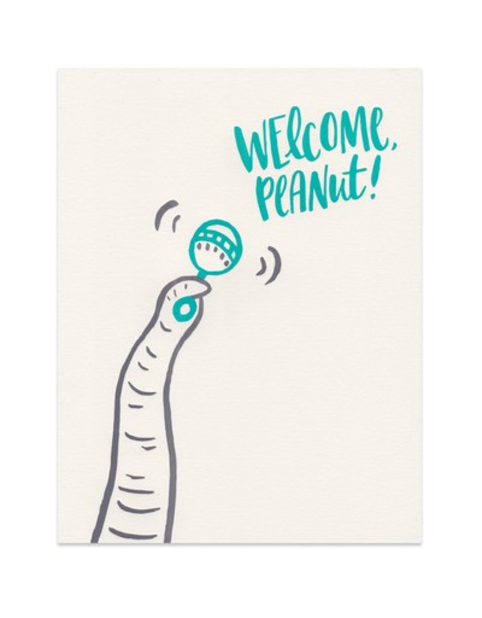 Welcome Peanut! Print