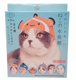 Clever Idiots Aquarium Cat Cap Blind Box Vol. 1