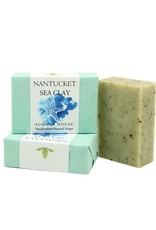Summer House Natural Soaps Soap Bar - Nantucket Sea Clay