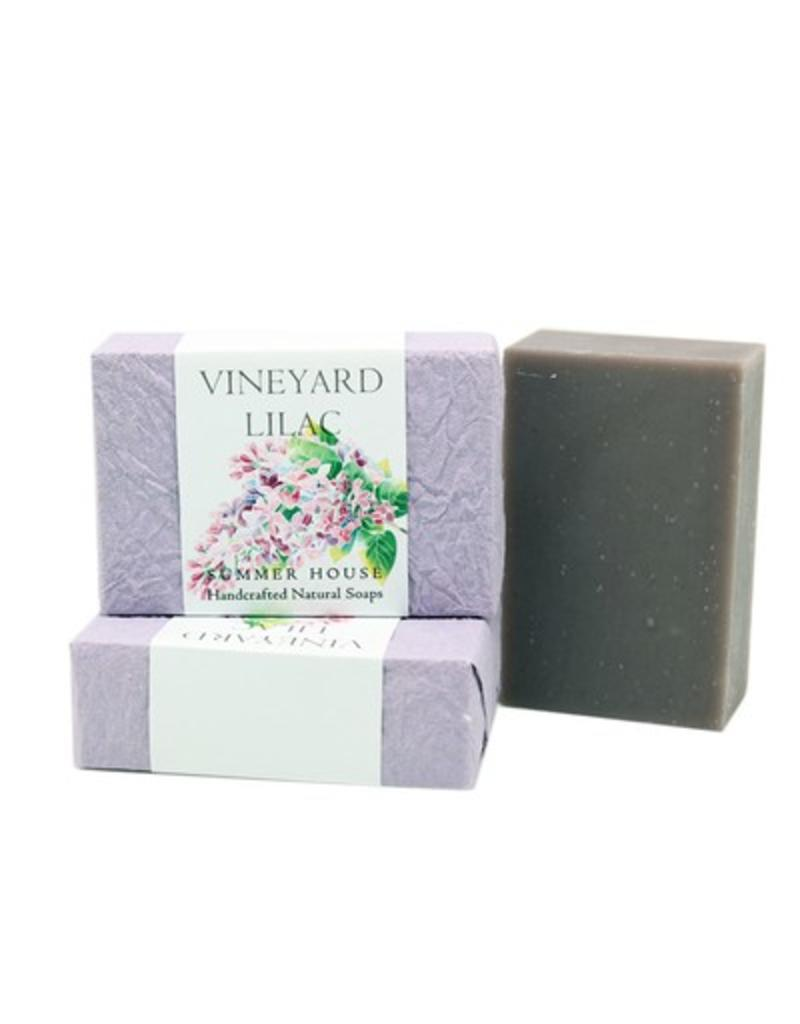 Summer House Natural Soaps Soap Bar - Vineyard Lilac
