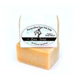 Baa Soap Orange Rosemary Goat Soap