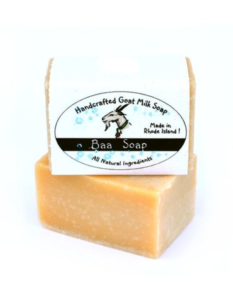 Baa Soap Orange Rosemary Goat Soap