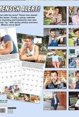 Workman Publishing Group Nice Jewish Guys Wall Calendar 2019