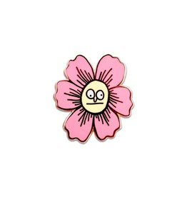 Frog & Toad Press Fleurdinand the Flower Enamel Pin