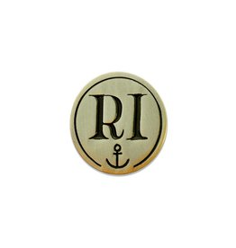 RI Anchor Enamel Pin