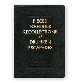 Mincing Mockingbird Pieced Together  Recollections of Drunken Escapades Journal