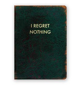 Mincing Mockingbird I Regret Nothing Journal
