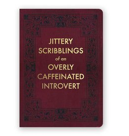 Mincing Mockingbird Jittery Scribblings Journal