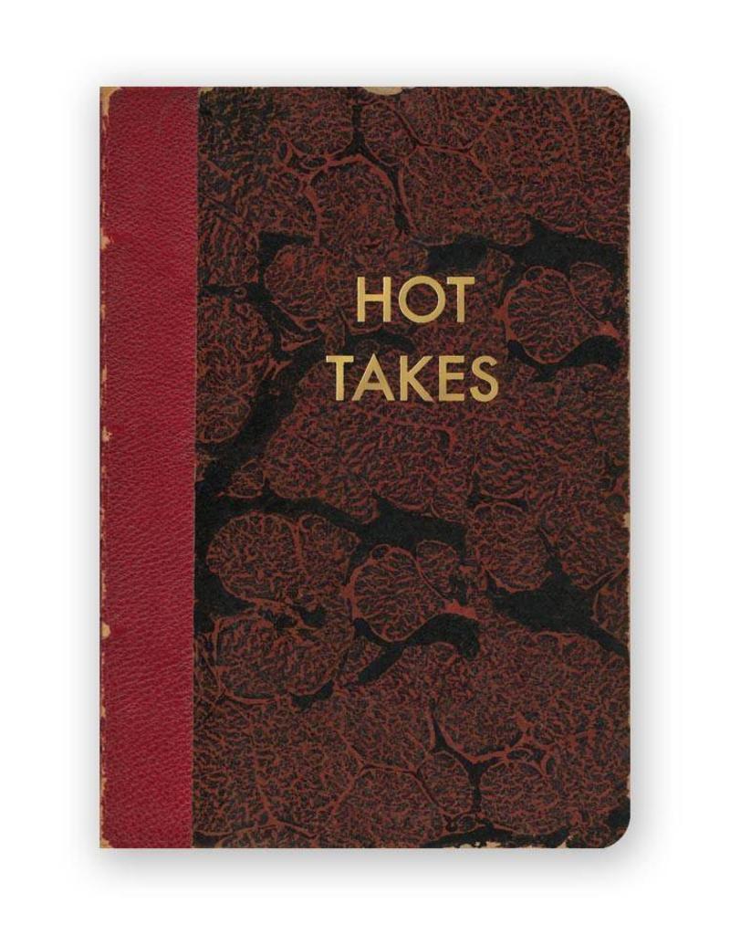 Mincing Mockingbird Hot Takes Journal