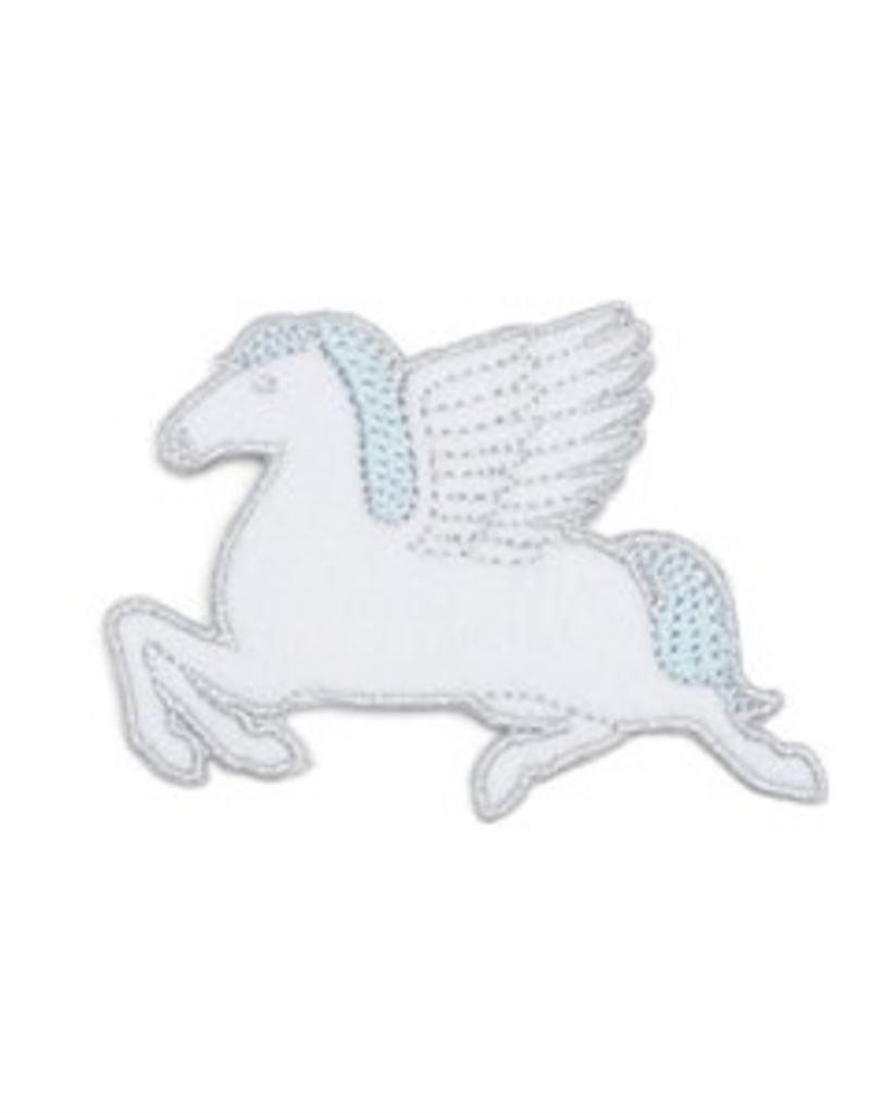 Lucky Horse Press Pegasus Embroidered Patch