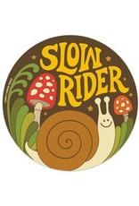 Lucky Horse Press Slow Rider Sticker