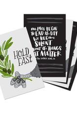 Frog & Toad Press Hold Fast & MLK Jr. Resist Postcard Set