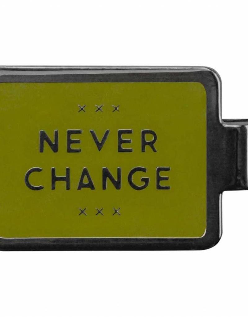 Easy, Tiger Never Change Money Clip