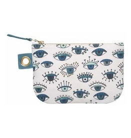Danica Designs Small Zipper Pouch : Birdland