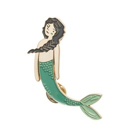 Danica Designs Sea Spell Mermaid Enamel Pin