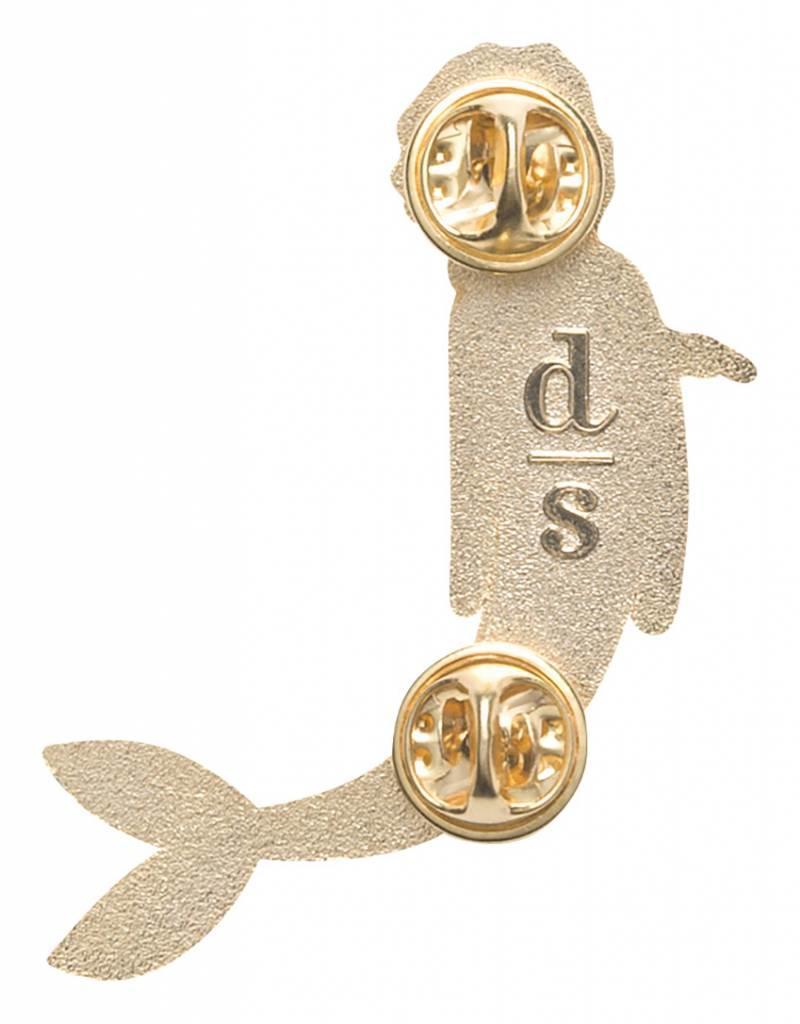 Danica Designs Sea Spell Enamel Pin