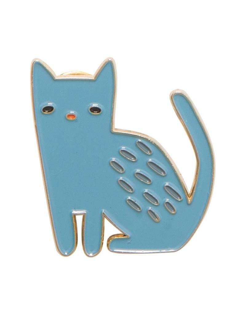 Now Designs Cat Enamel Pin